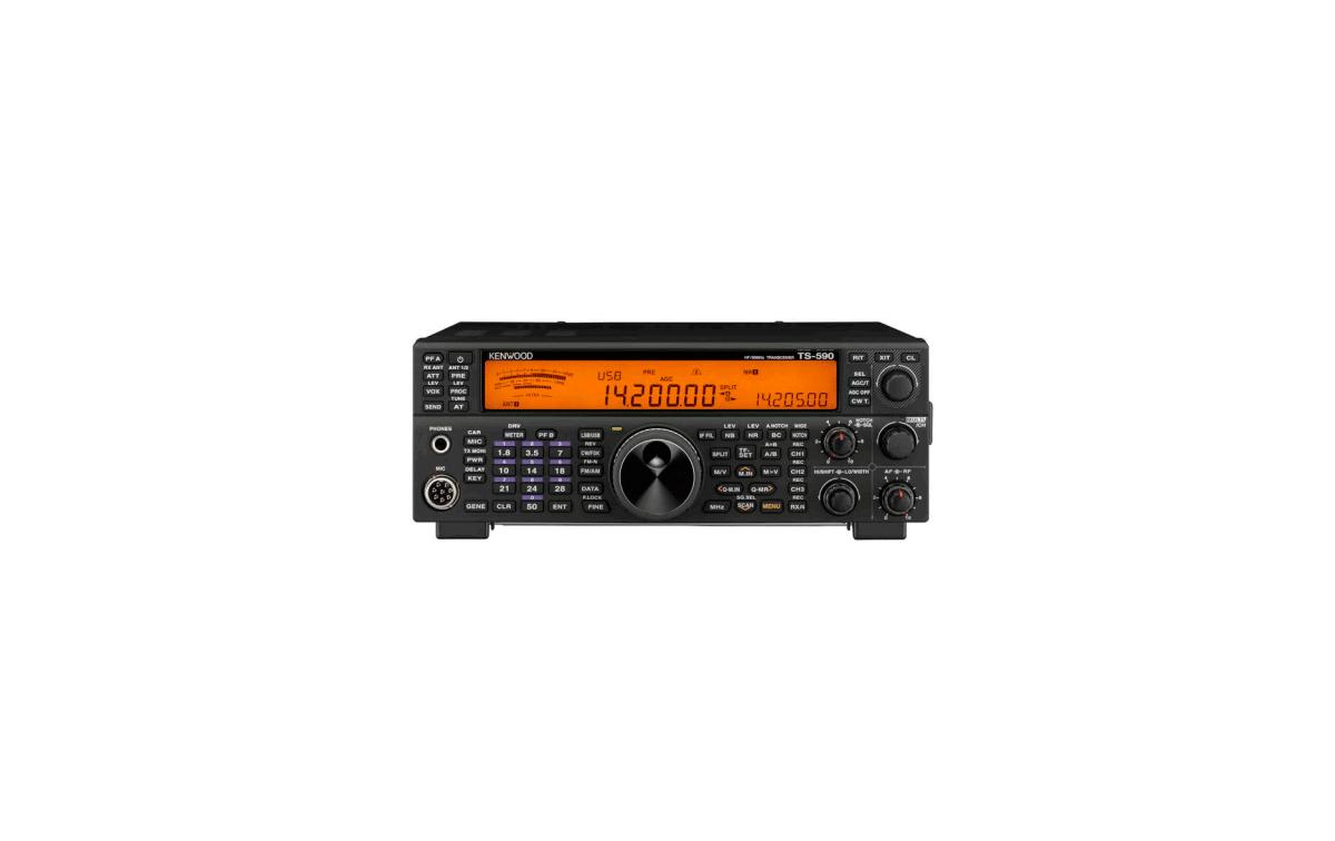 Kenwood TS-590SG Emisora HF/50 Mhz