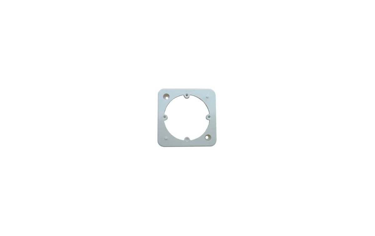 MP7645 SOPORTE PLASTICO PARA TOMA, compatible con MP6648