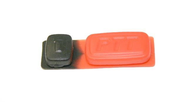 LUTHOR RECTL77OPTT SPARE PART. PTT'S RUBBER COVER FOR LUTHOR TL-77 PMR-446