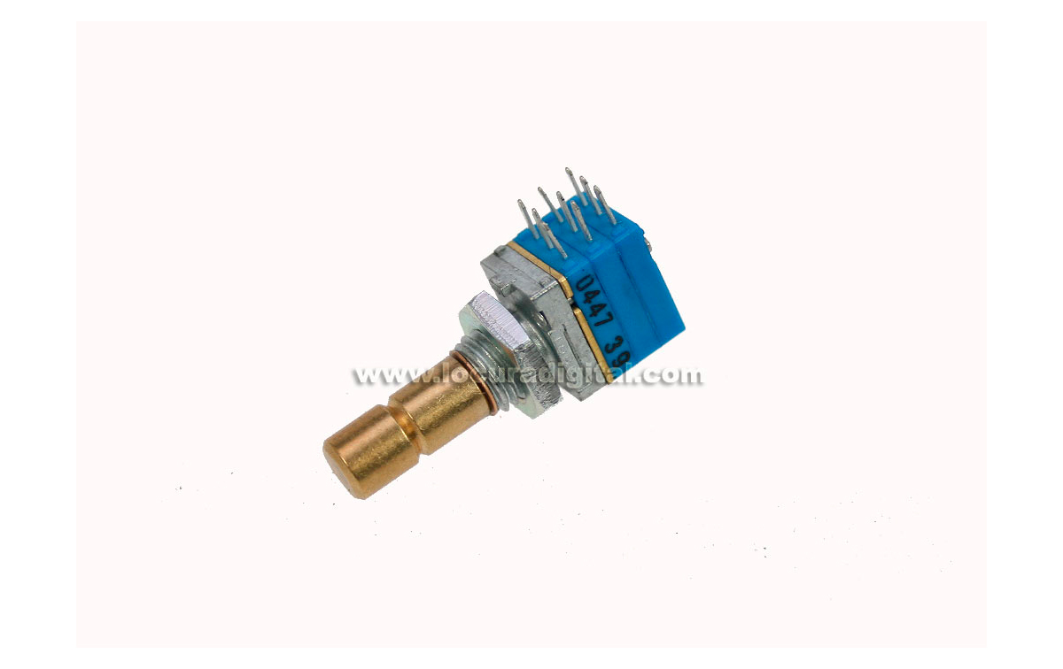 s6044705 kenwood recambio original potenciometro rotor canales tk 2000 y tk 3000