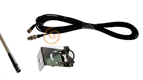 AB380 COMET Antena banda aerea VHF 108 - 140 Mhz.