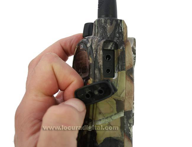 MIDLAND-G9 MIMETIC MIDLAND walkie uso libre PMR 446 !! NUEVO MODELO MIMETIZADO !!