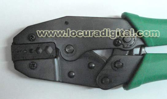 ALICATES PARA CRIMPRAR CABLE H155