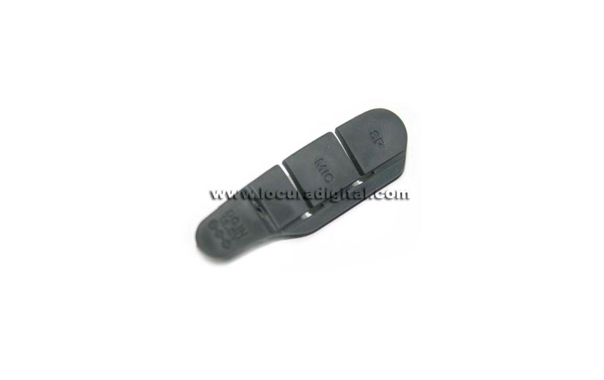 B09061523 Recambio original Kenwood de la goma de conexiones para THF7E