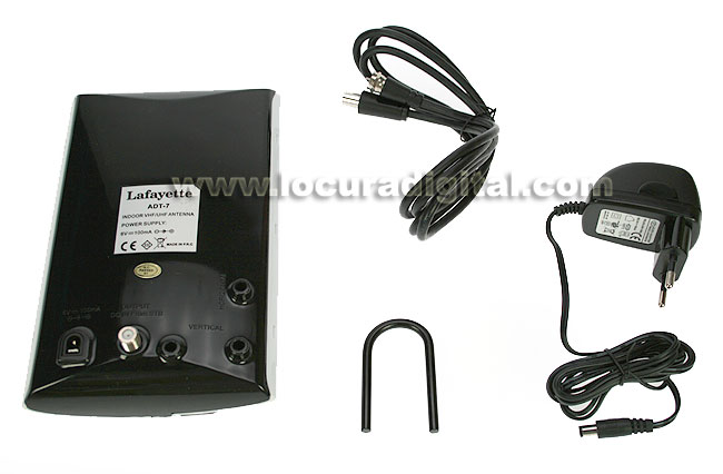 LAFAYETTE ADT7 Indoor Antenna DVB DIGITAL TERRESTRIAL TV