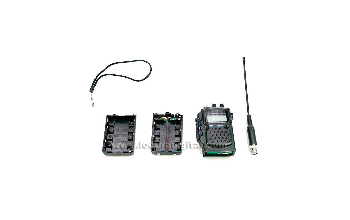ae midland walkie cb 27 mhz  con