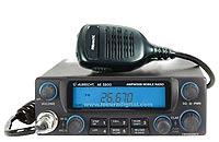 ALBRECHT AE5800  EMISORA CB 27 MHZ CON BANDAS LATERALES !! AM / FM / USB/ LSB !!