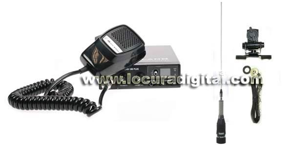 ANTENNA MAAS TURBO 27PL