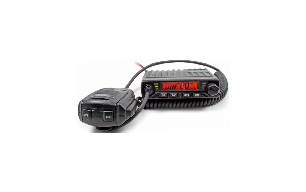AE6110 ALBRECHT MINI emisora CB 27 Mhz. Tamaño muy reducido