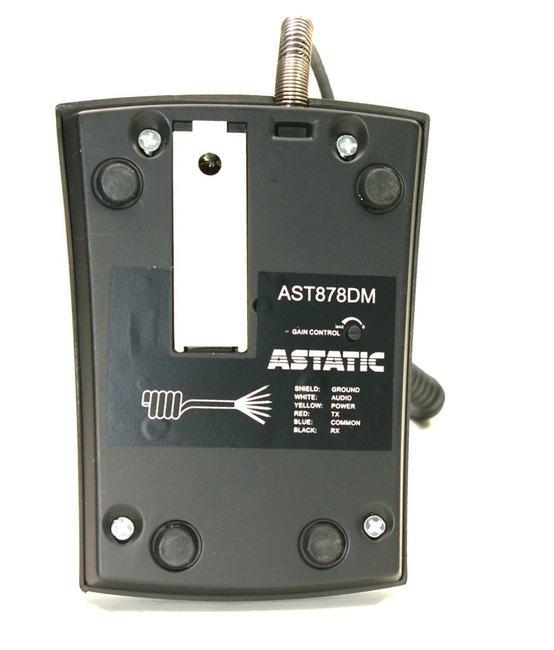 U.S. AST878DM mcirofono Astatic desktop