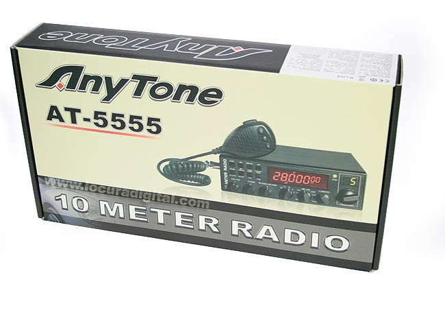 ANYTONE AT5555