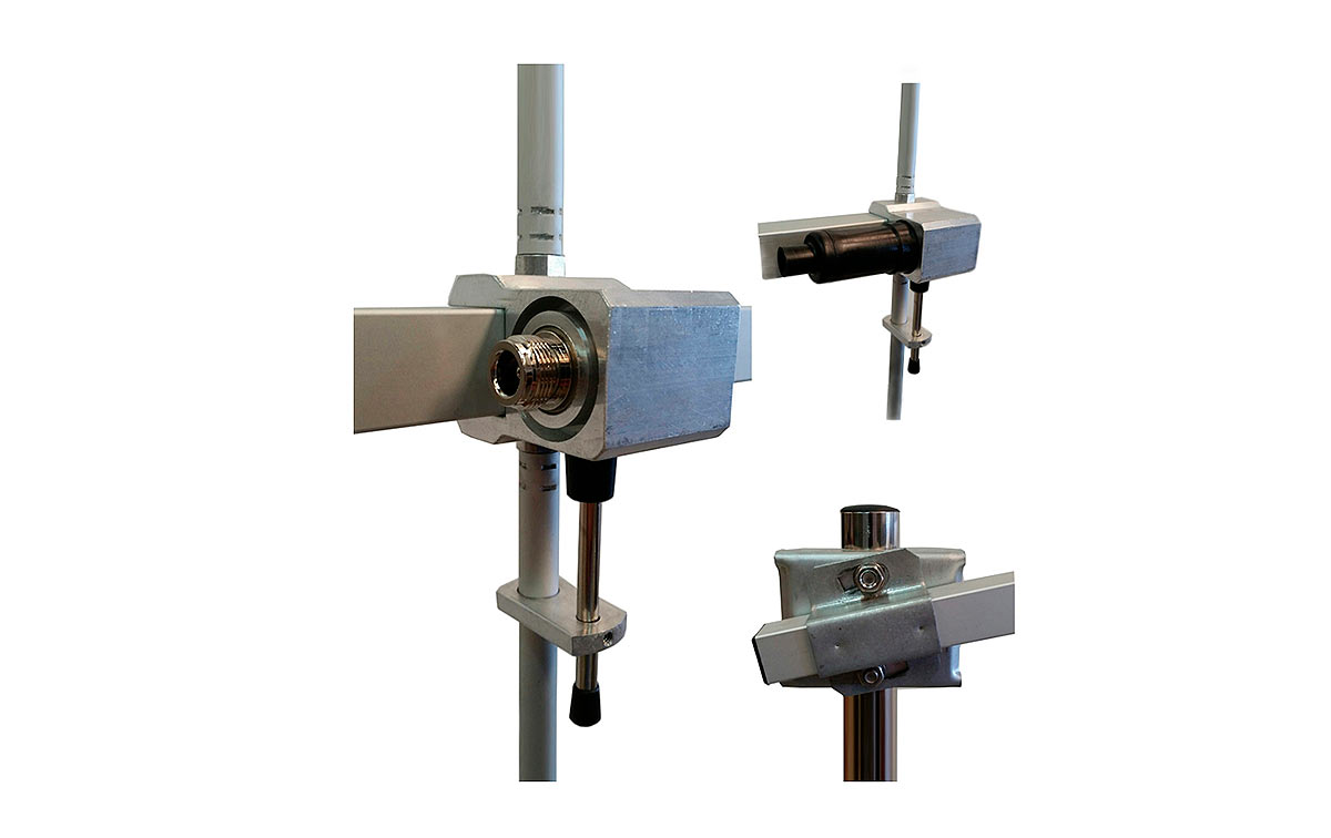 auc5 antena directiva profesional 5 elementos uhf 430-445 mhz