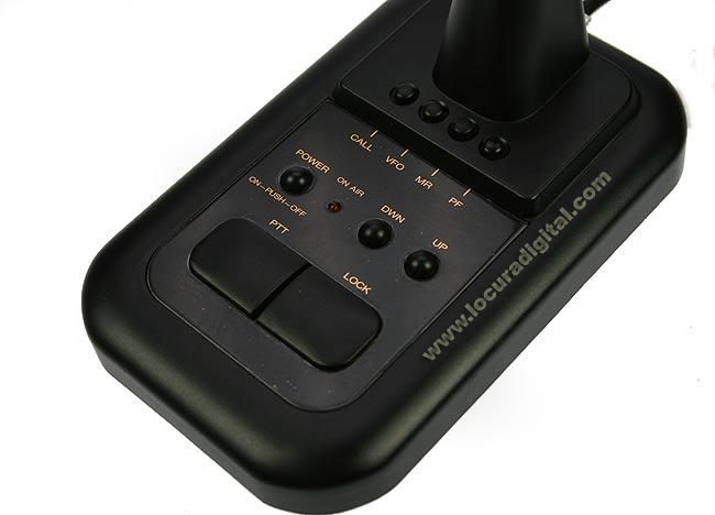 AV508 LAFAYETTE AV508 LAFAYETTE MICROFONO DE BASE PARA YAESU FT-897 Y FT-857.