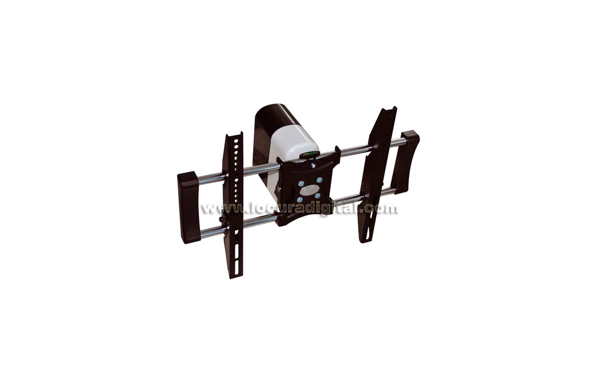 MOTOR PRO-1 Negro - Soporte MOTORIZADO e Inclinable para TV plasma y LCD de 26 a 42 pulgadas