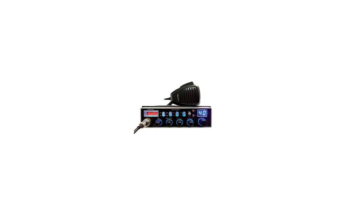 evolution lafayette emisora cb 27 mhz. canales 40 am / fm