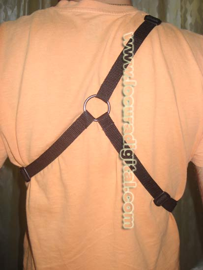 MY-579.Universal cover with harness