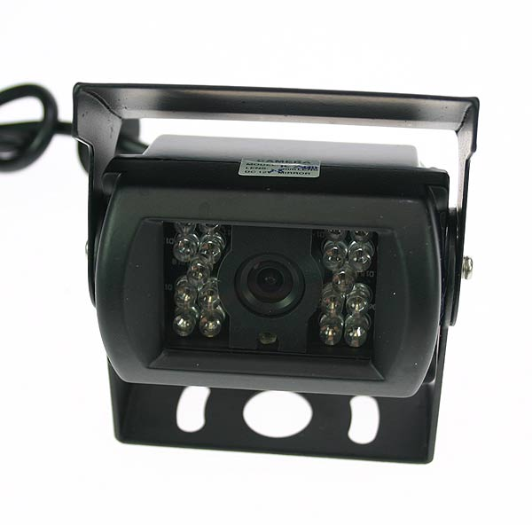 BARRISTER BRV400 Camera for rear-view systems. Automatically reverses the vision.