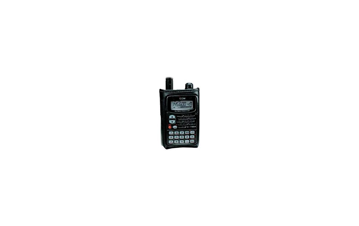LC152A ICOM funda para walkie IC-E90