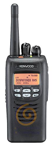 KENWOOD NEXEDGE NX-300E4 Walkie talkie digital UHF SIN TECLADO