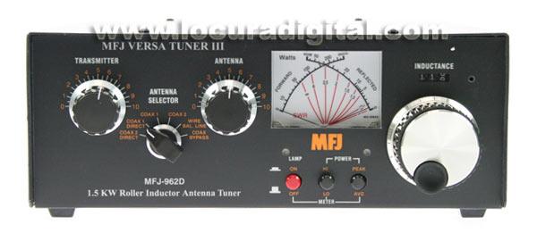 MFJ-962D ACOPLADOR