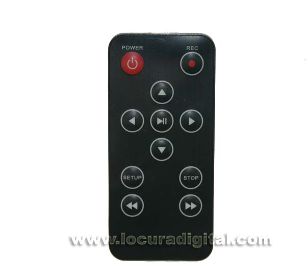 Barrister MPD640 replacement remote control for MP8080 and MP9090 systems