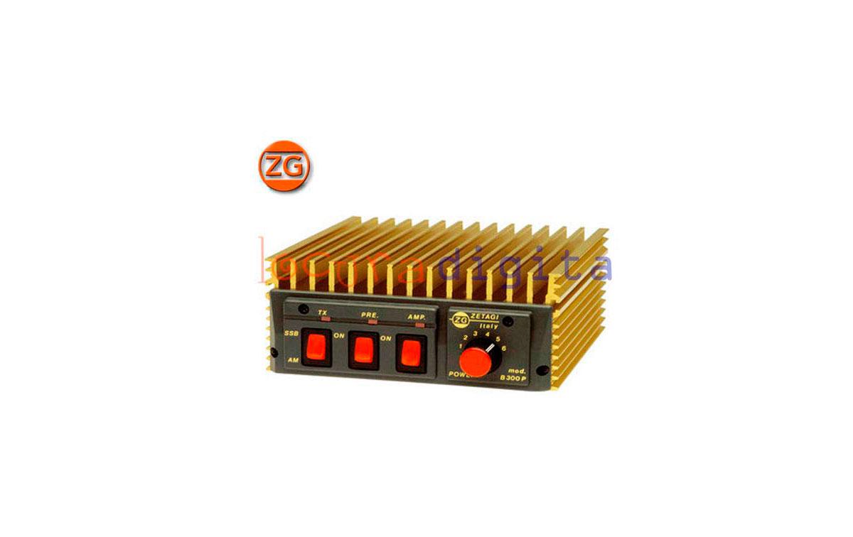 B550P ZETAGI amplificador lineal HF