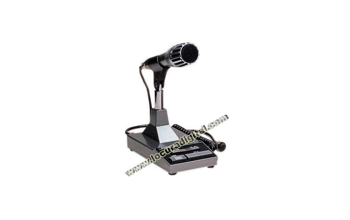 KENWOOD MC-60A Micrófono de sobremesa