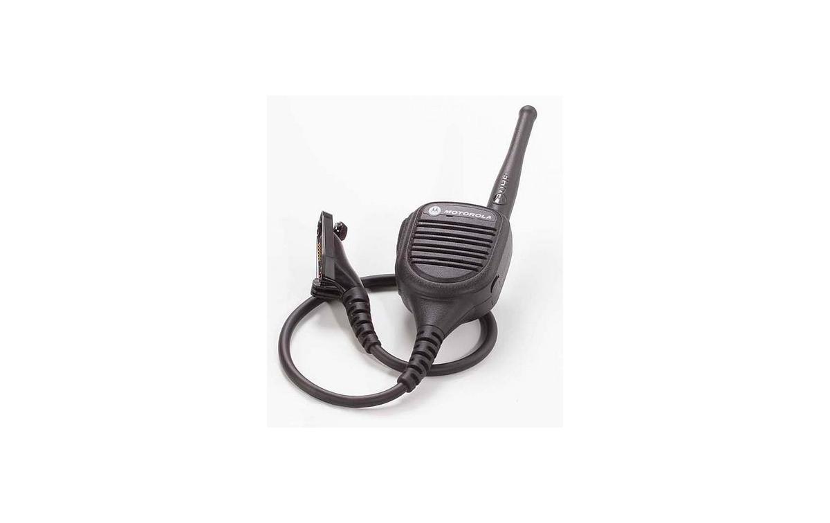 PMMN4047 MOTOROLA - MicroAltavoz seguridad pública SUMERGIBLE