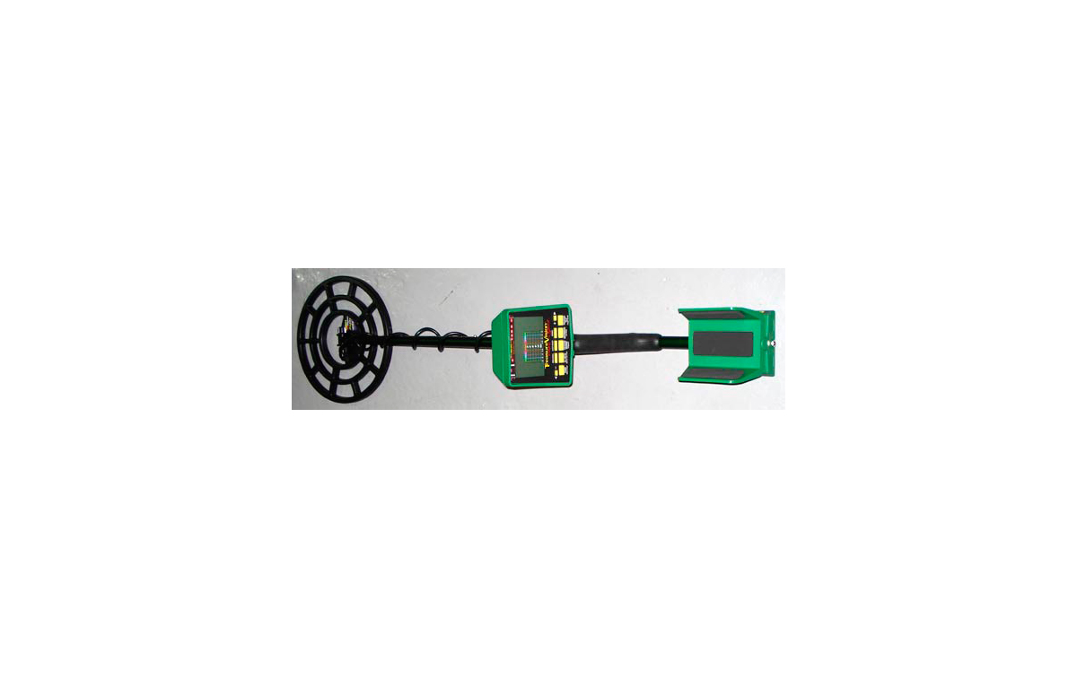 Detector Localizador de metales GARRETT GTI 2500. PACK PRO