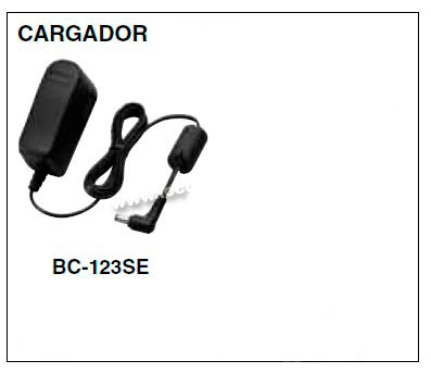 BC-123SE, Transformador,l cargador, BC-210, walkie IC-m73,