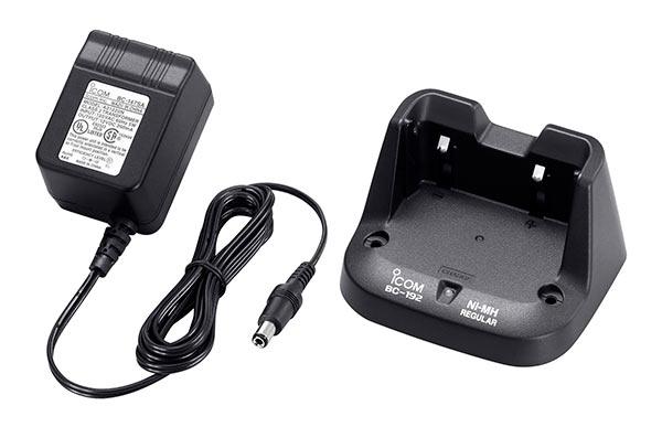 ICOM BC-192 Cargador de sobremesa para bateria Ni - MH BP-264