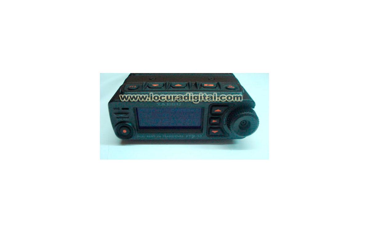 YAESU FTM 10E Emisora bibanda VHF