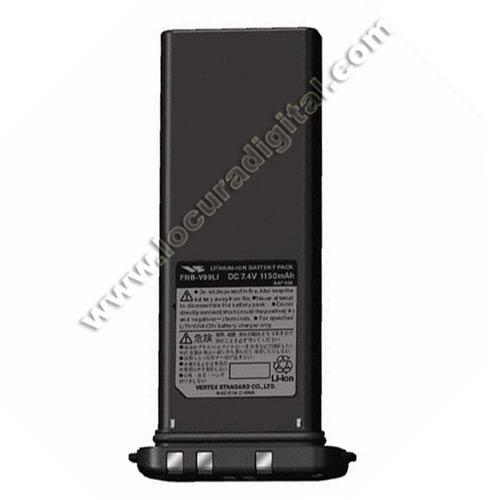 STANDARD FNBV99LI HORIZONT de 1.150 mAh Lithium batterie. pour HX-750