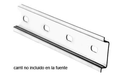 asg1024 lafayette fuente alimentación conmutada tipo rail din potencia 10w,voltage salida 24 volts