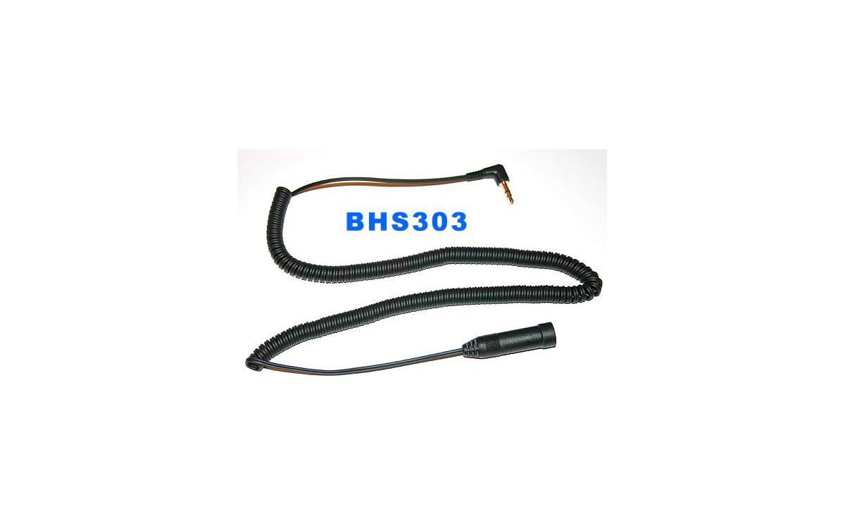 BHS 303. CABLE ADAPTADOR PARA TOMA INTERCOM PASAJERO