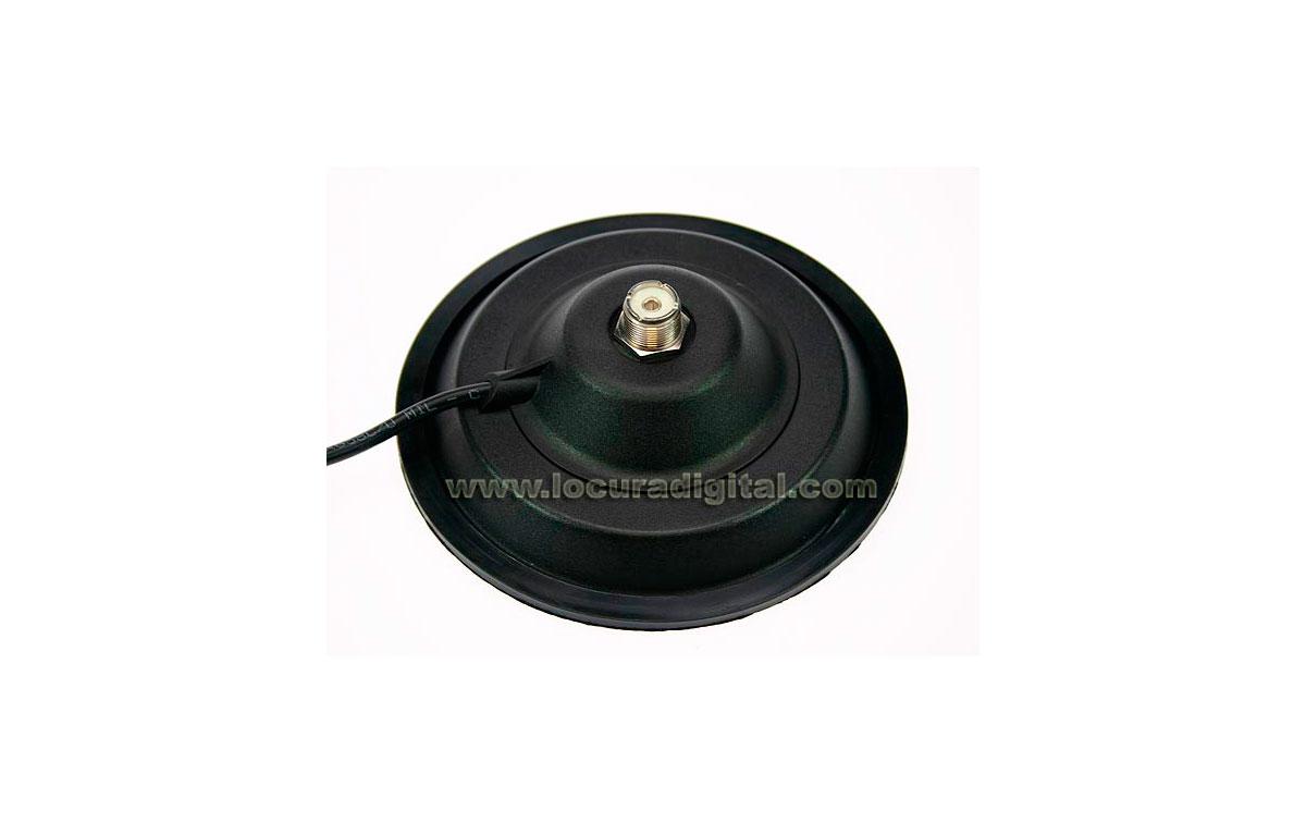 mirmidon bm-150. magnetic base 150 mm.