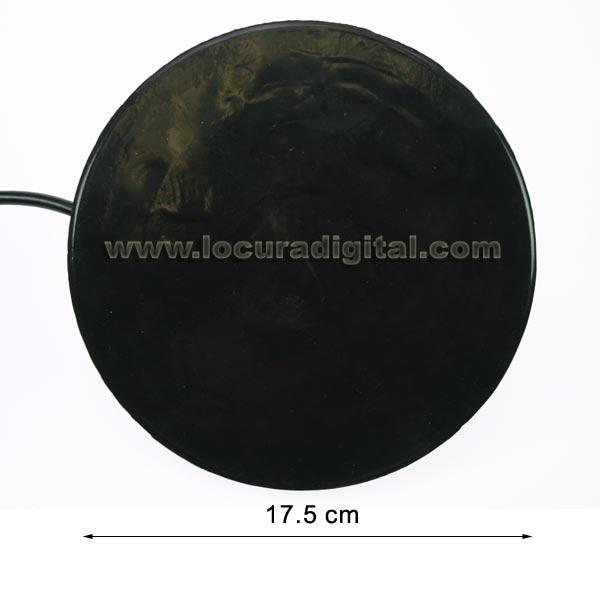 mirmidon bm-175. magnetic base 175 mm.