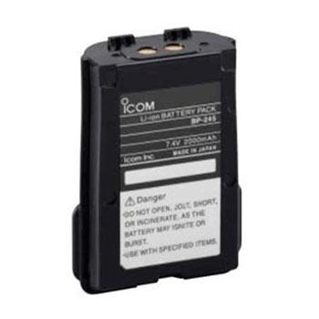BP 245N Bateria LI ION 2000MAH Para icom IC M73