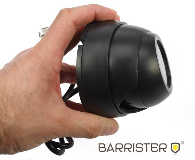 BARRISTER BRV325 DOMO camera with joint.
