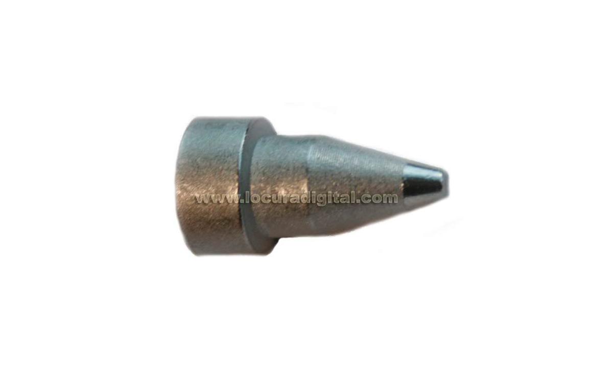 33410279 LAFAYETTE punta soldador para estación, agujero de 0,8 mm.