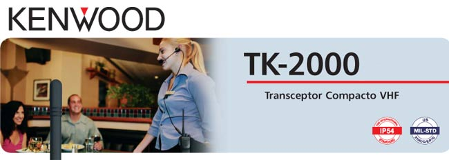 KENWOOD TK-2000E