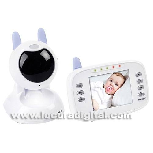 BABY-4500 TOPCOM control por video del Beb�