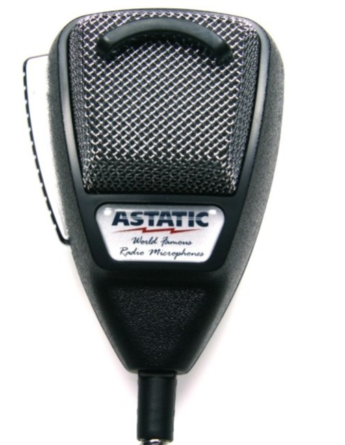 U.S. Astatic AT636L4B high quality microphone