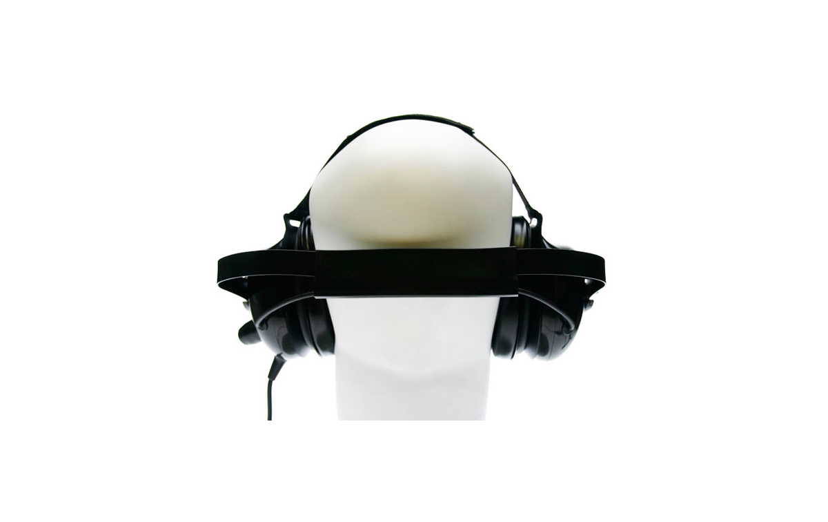 Micro-Nauze HEL880S profissional capacete tipo walkie ALAN, MIDLAND e Cobra