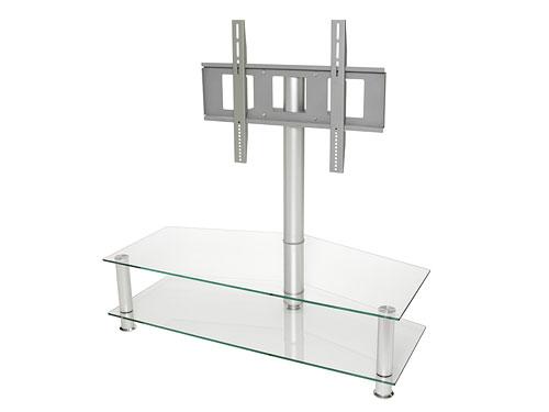 Ref gs3 plata nuevo mueble para pantalla plana de for Muebles para televisiones planas