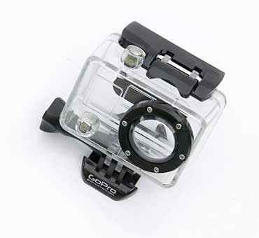 Housing GQRH5170 GOPRO HERO WIDE compatible DV 5 MP models, Great Ang.
