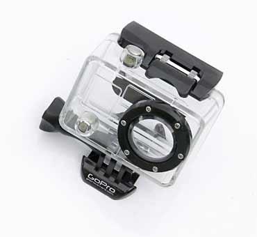 GQRH5170 Carcasa WIDE HERO GOPRO compatible modelos DV 5 MP, Gran Ang.