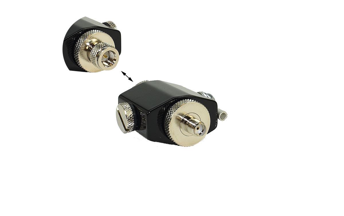 CA35-SMA Protector coaxial frecuencia 2500 MHz potencia m200 watios
