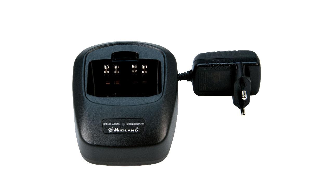 Midland CA-CT200 Cargador   cazuela para portatil CT200/ CT400