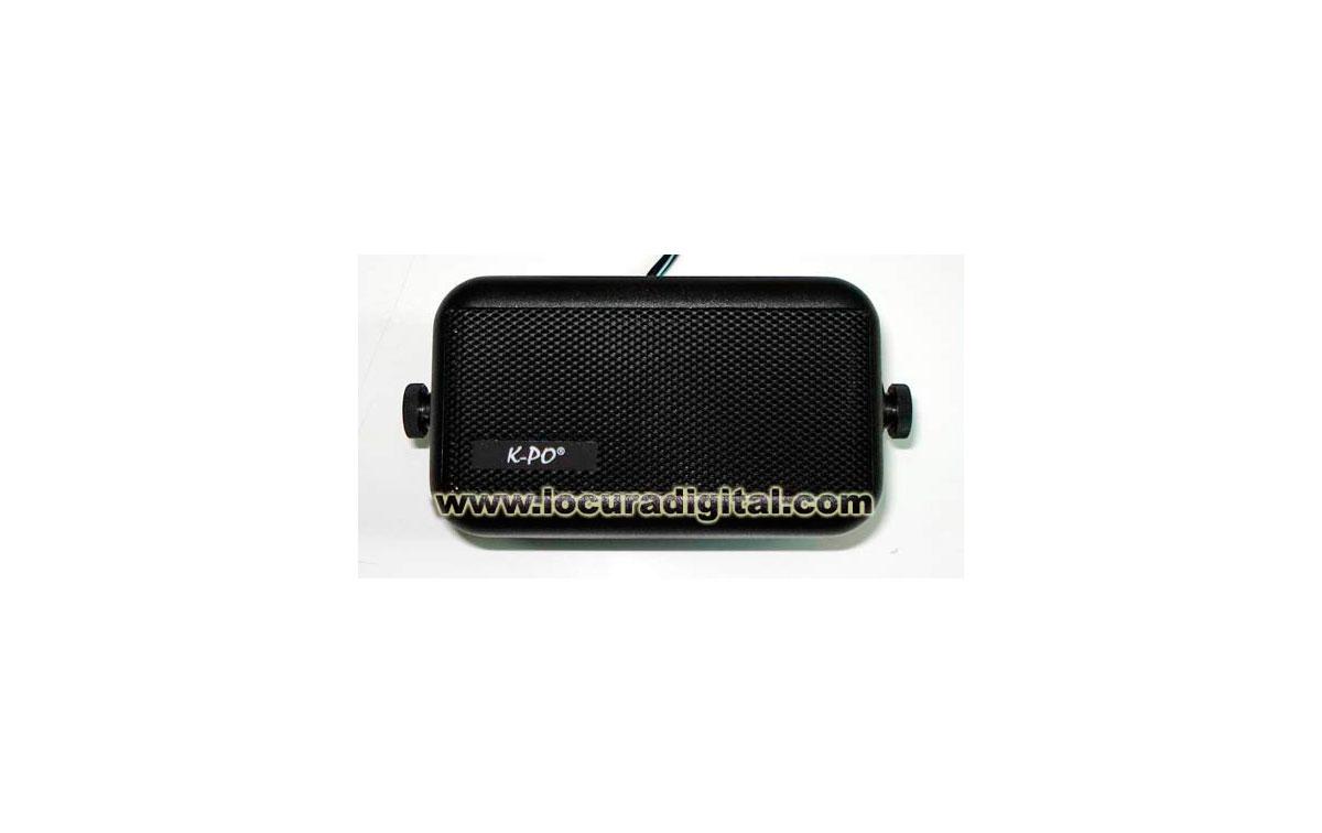 CB-250 Altavoz rectangular  inclinable 5 watios